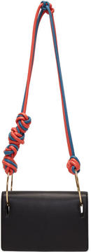 Roksanda Black Ring Cord Bag