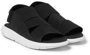 Y-3 Qasa Stretch-Webbing Sandals