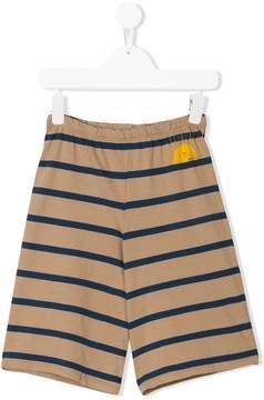Bobo Choses striped culotte shorts