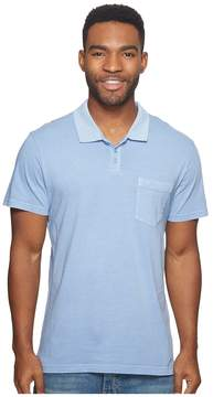 RVCA PTC Pigment Polo Men's Short Sleeve Knit