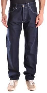 Ballantyne Men's Blue Cotton Jeans.
