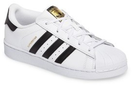 adidas Toddler 'Superstar Foundation' Sneaker
