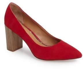 Linea Paolo Women's Hawt Block Heel Pump
