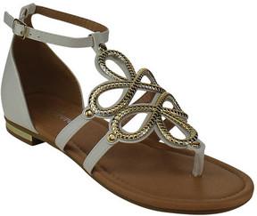 Wild Diva Women's Nora-95-FE Thong Sandal