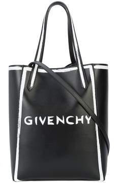 Givenchy logo shopper tote