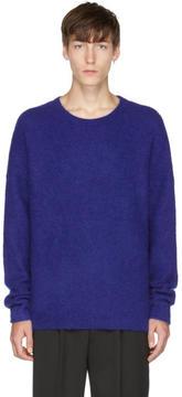 Acne Studios Blue Nosti Sweater
