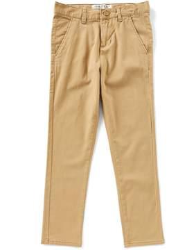 Nautica Big Boys 8-16 Flat-Front Chino Pants