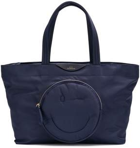 Anya Hindmarch Large Chubby Smiley Tote