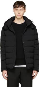 Moncler Black Down Nazaire Jacket