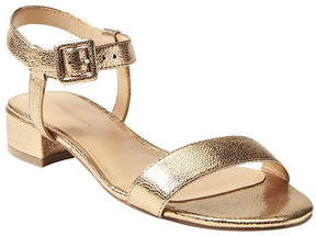 Banana Republic Low Heel Leather Sandal