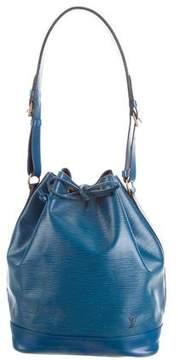 Louis Vuitton Epi Noé Bag - BLUE - STYLE