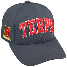 Top of the World Adult Maryland Terrapins Cool & Dry One-Fit Cap