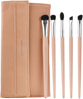 SEPHORA COLLECTION Eyeconic: Everyday Eye Brush Set