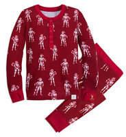 Disney Stormtrooper Long John Pajama Set for Kids by Munki Munki