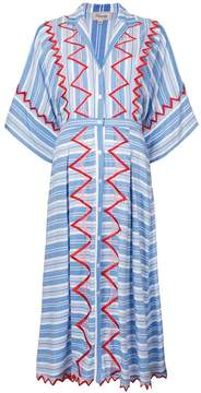 Temperley London Trelliage embroidered dress
