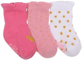 Robeez Girls Baby Socks