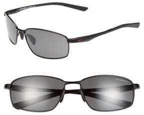 Men's Nike 'Avid' 57Mm Sunglasses - Black