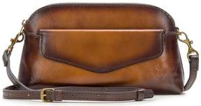 Patricia Nash Stained Veg Tan Collection Baeza Cross-Body Bag
