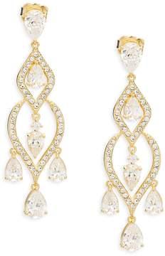 Adriana Orsini Women's Crystal Dangle Earrings