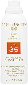 Hampton Sun SPF 35 Continuous Mist Sunscreen