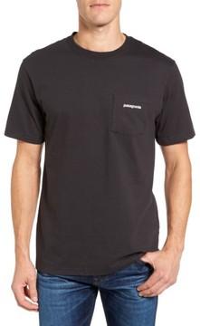 Patagonia Men's P-6 Logo Graphic T-Shirt