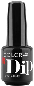 Red Carpet Manicure Color Dip Top Coat