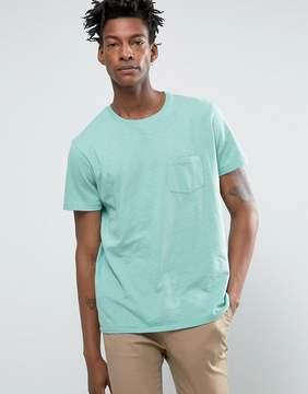 Lee Pocket T-Shirt Slub Jersey