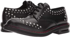 Alexander McQueen Studded Oxford Men's Shoes