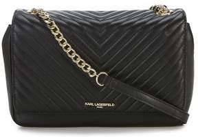 Karl Lagerfeld Paris Charlotte Flap Shoulder Bag