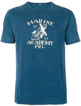 Polo Ralph Lauren embroidered motif T-shirt