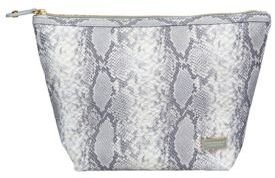 Stephanie Johnson Laura Snake Print Large Cosmetic Bag