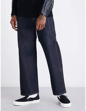 Junya Watanabe x Levi's regular-fit straight high-rise jeans