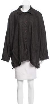 eskandar Wool Dolman Jacket
