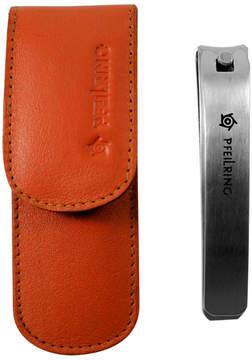 Pfeilring Toenail Clippers with Case - Orange by 1pc Toenail Clipper)