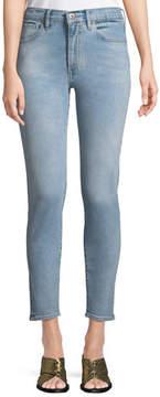 Levi's Sliver High-Rise Ankle Skinny Jeans
