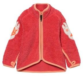 Molo Ulan Fleece Jacket In Calypso