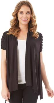 Apt. 9 Women's Ruched Cardigan
