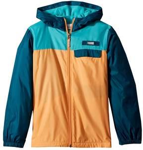 Columbia Kids Mountain Side Lined Windbreaker Girl's Coat