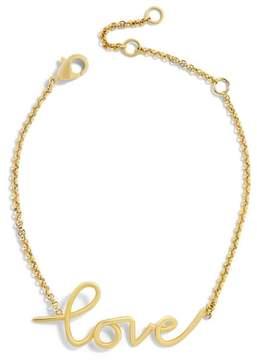 BaubleBar L'Amour Everyday Fine Bracelet