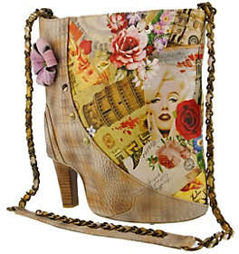 Spring Step L`Artiste Leather Crossbody - Fabnfun