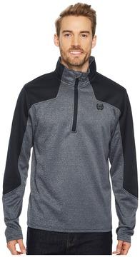 Cinch Tech Fleece 1/2 Zip Pullover Men's Clothing