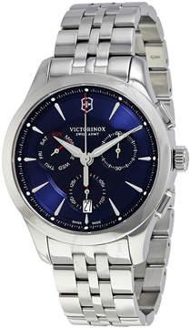 Victorinox Alliance Blue Dial Men's Chronograph Watch