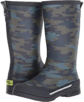 Western Chief Classic Ex Camo Rain Boots Boys Shoes
