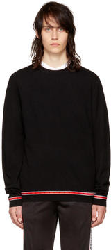 Givenchy Black Iconic Band Sweater