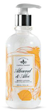 Almond and Aloe Body Lotion by Caswell-Massey (10oz)