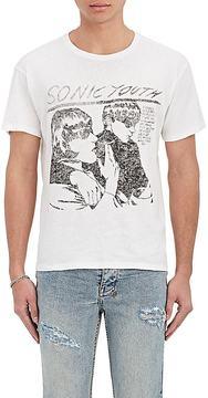 R 13 Men's Band-Graphic Cotton-Blend T-Shirt