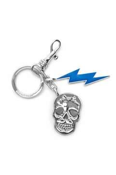 Zadig & Voltaire Karel Flash Skull Key-ring