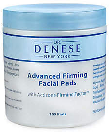 Dr. μ Dr. Denese Super-size Advanced Firming Facial Pads 100 Count