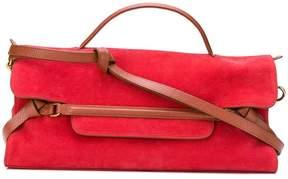 Zanellato leather trim tote