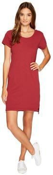 Alternative Cotton Jersey Legacy T-Shirt Dress Women's Dress